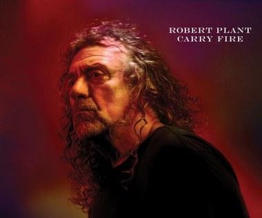 "Recenzja Robert Plant ""Carry Fire"": Jak wino"