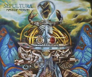 "Recenzja Sepultura ""Machine Messiah"": Mieć wizję"