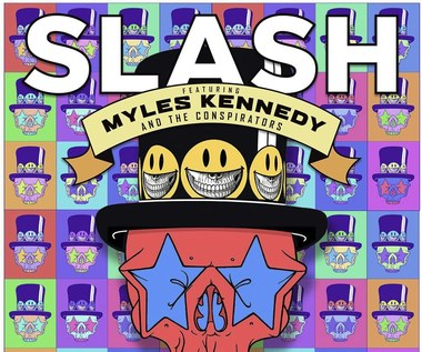 "Recenzja Slash Ft. Myles Kennedy & The Conspirators ""Living the Dream"": Lanie wody"