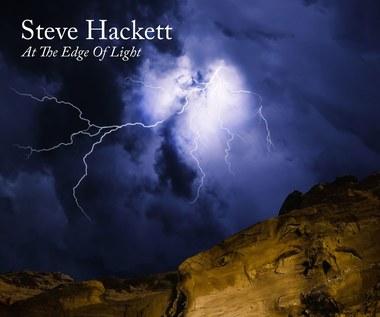 "Recenzja Steve Hackett ""At the Edge of Light"": Broń obosieczna"