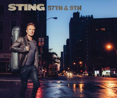 """Recenzja Sting """"57th & 9th"""": Prawie powrót do przeszłości"""