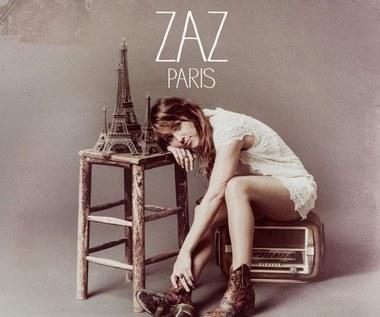"""Recenzja Zaz """"Paris"""": Sowizdrzalska Francuzeczka"""