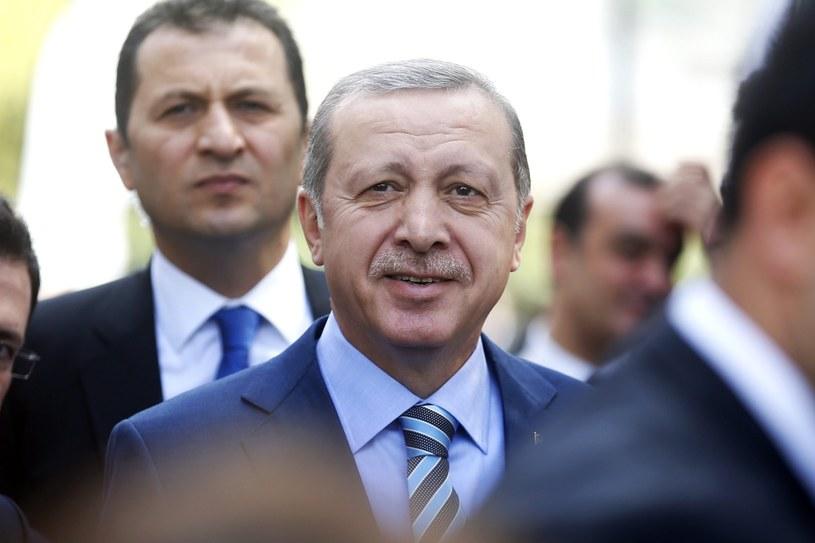 Recep Erdogan /SEBASTIAN SILVA   /PAP/EPA
