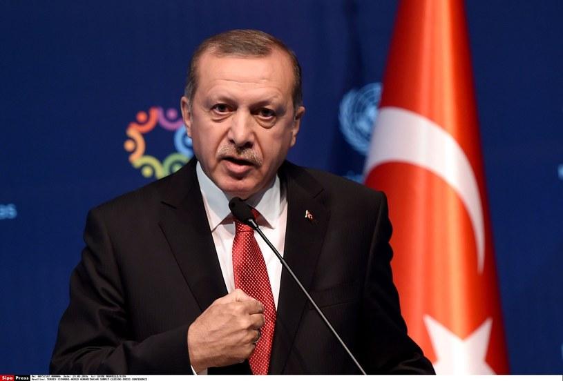 Recep Erdogan /CHINE NOUVELLE/SIPA /East News