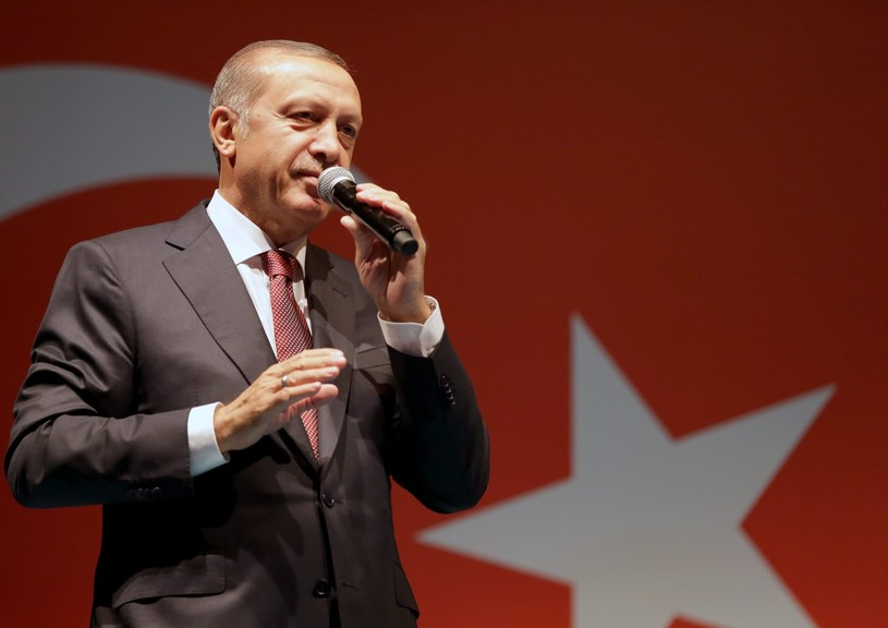Recep Erdogan /PAP/EPA