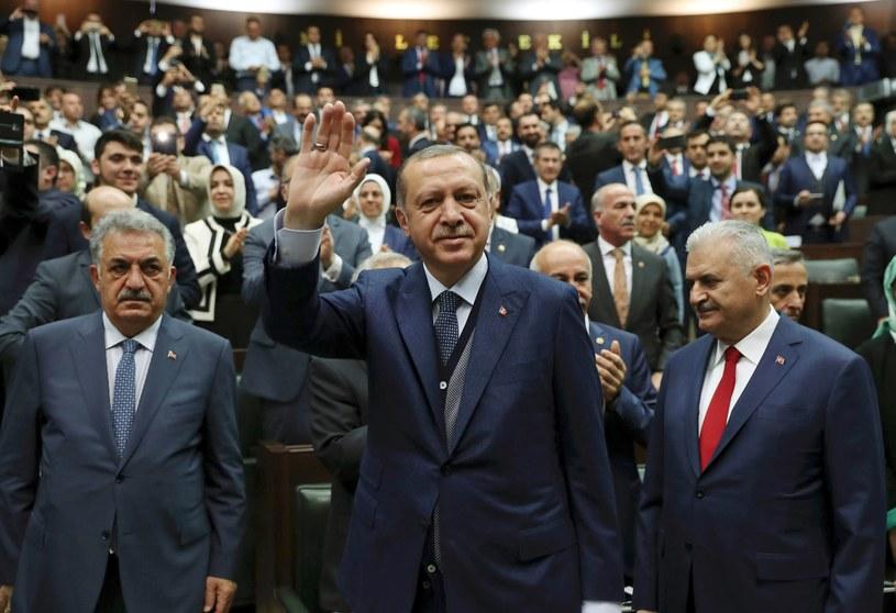 Recep Erdogan /AFP