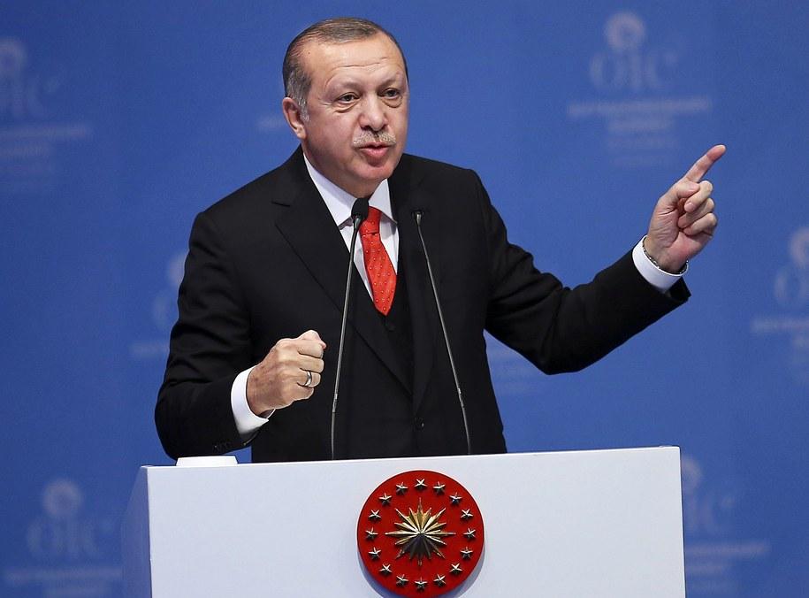 Recep Erdogan /EMRAH YORULMAZ / ANADOLU / POOL /PAP/EPA