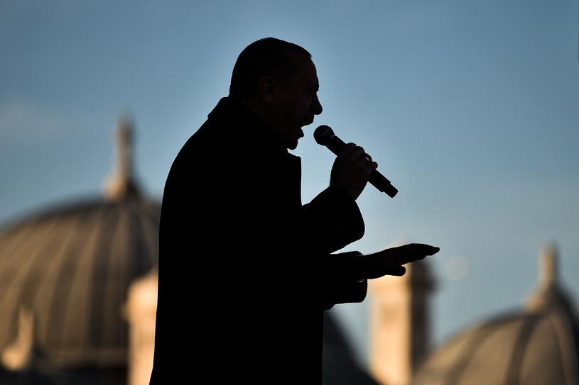 Recep Erdogan /OZAN KOSE /AFP