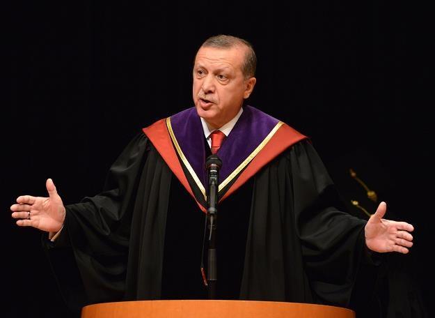 Recep Tayyip Erdogan, prezydent Turcji /AFP
