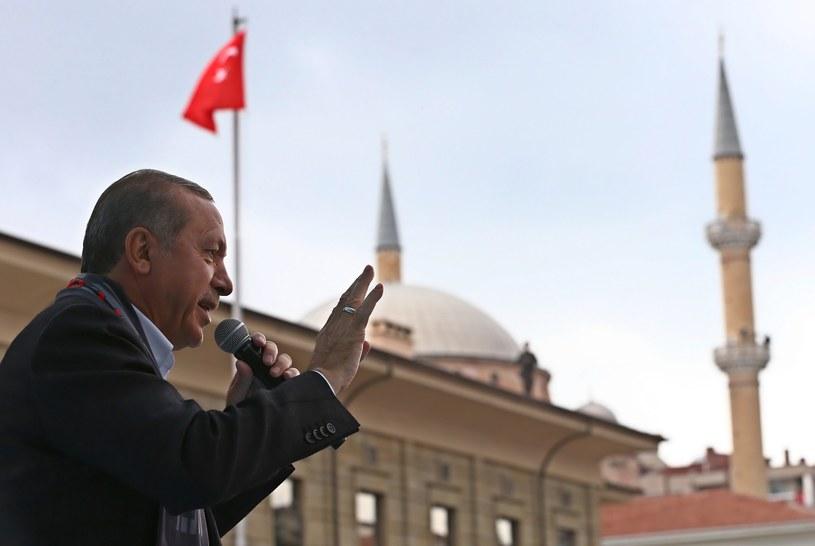 Recep Tayyip Erdogan wzmocni władzę prezydenta? /KAYHAN OZER / PRESIDENTIAL PRESS OFFICE / HANDOUT /PAP/EPA