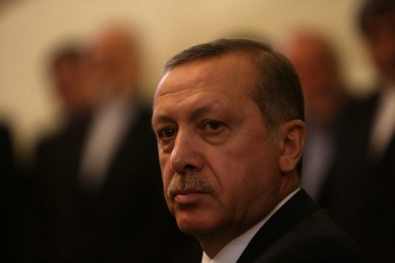 Recep Tayyip Erdogan, zdj. ilustracyjne /BEHROUZ MEHRI /AFP
