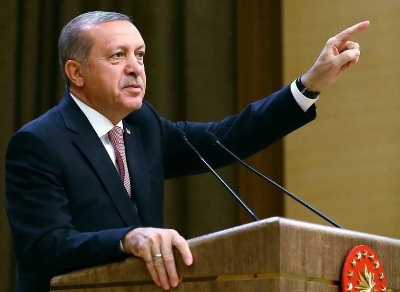 Recep Tayyip Erdogan /AP/FOTOLINK /East News
