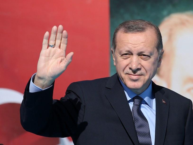 Recep Tayyip Erdogan /East News