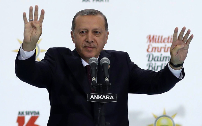 Recep Tayyip Erdogan /ADEM ALTAN /AFP