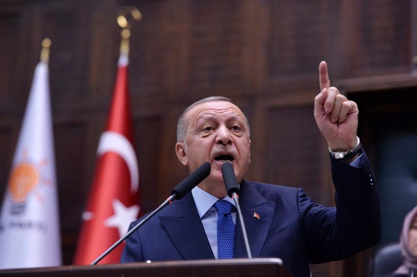 Recep Tayyip Erdogan / STR   /PAP/EPA