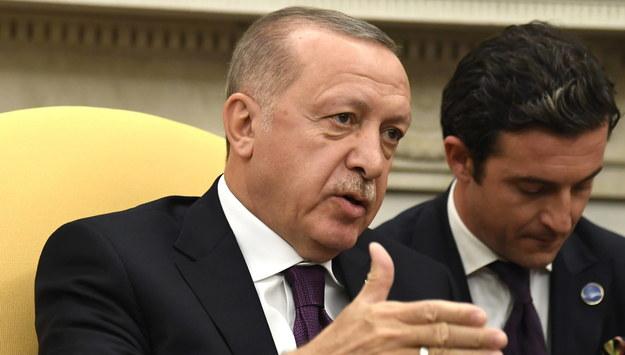Recep Tayyip Erdogan /MIKE THEILER / POOL /PAP/EPA