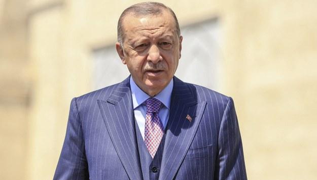 Recep Tayyip Erdogan /AA/ABACA /PAP/EPA