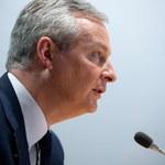 Recesja. Rząd nadal przewiduje, że gospodarka skurczy się o 11 proc. - minister finansów Francji