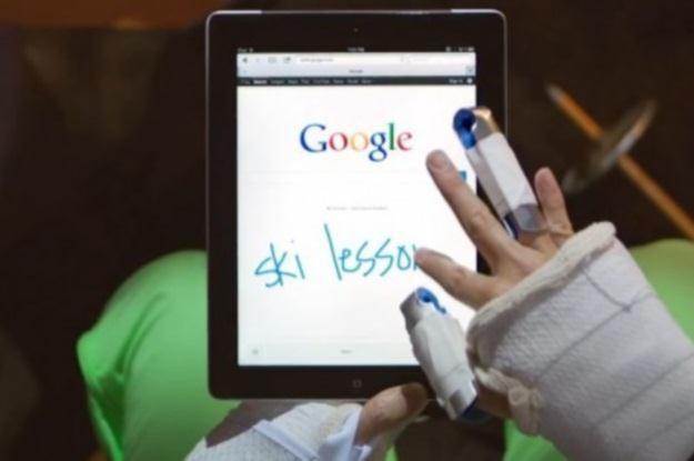 Ręczne wpisywanie fraz w wyszukiwarce działa już na tabletach /materiały prasowe