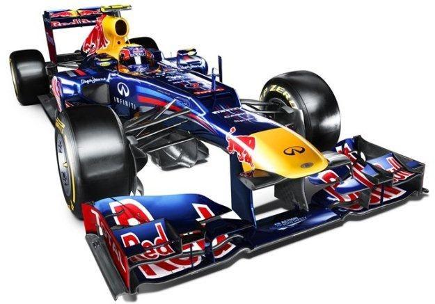 Red Bull RB8 /
