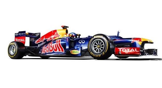Red Bull RB8 /INTERIA.PL