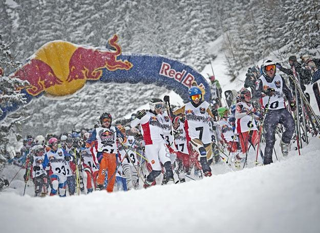 Red Bull Zjazd na Krechę 2012 /fot. Red Bull Content Pool /