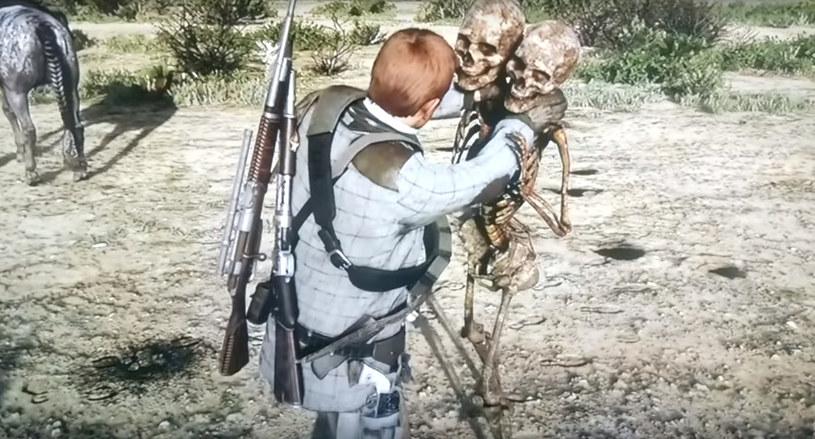 Red Dead Online /materiały prasowe