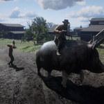 Red Dead Redemption 2: Modyfikacja do gry pozwala ujeżdżać ogromną świnię
