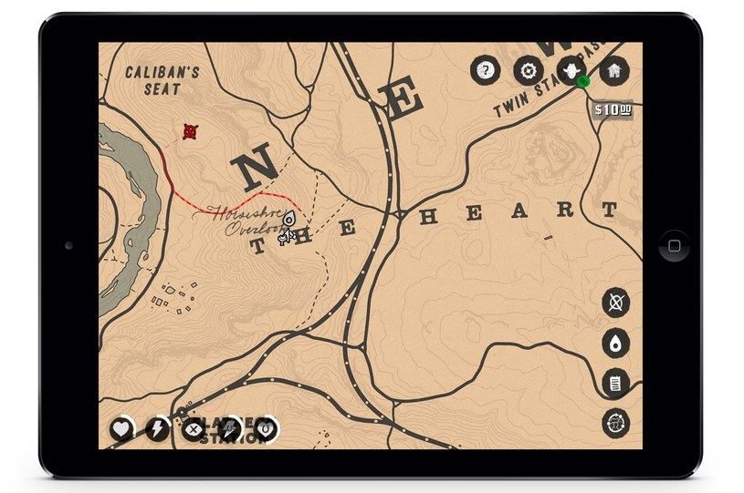 Red Dead Redemption 2 Official Companion App /materiały prasowe