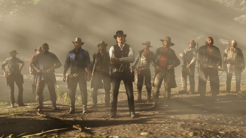 Red Dead Redemption 2 to niewątpliwie najlepsza produckja 2018 roku /materiały prasowe