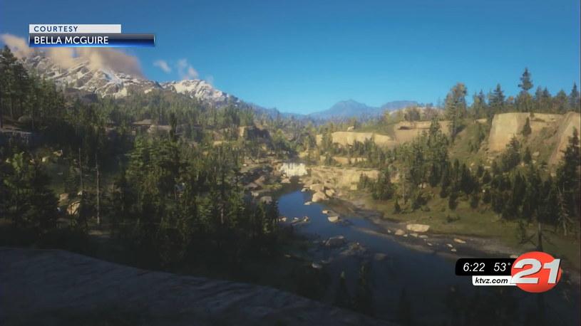 Red Dead Redemption 2 /materiały źródłowe