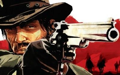 Red Dead Redemption - motyw graficzny /Informacja prasowa