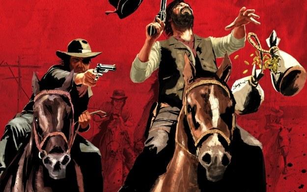 Red Dead Redemption /materiały prasowe