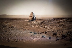Red Dragon na Marsie już w 2018 roku?