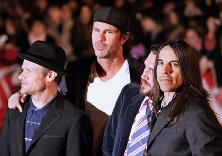 Red Hot Chili Peppers /arch. AFP