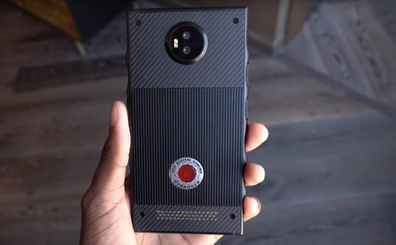 RED Hydrogen One można już zamawiać /YouTube /Internet