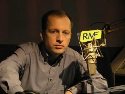 Red. Konrad Piasecki, RMF FM            Fot. Paweł Amarowicz /INTERIA.PL