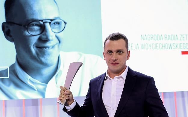 Red. Wojciech Bojanowski podczas uroczystej gali wręczenia Nagrody Radia ZET /PAP