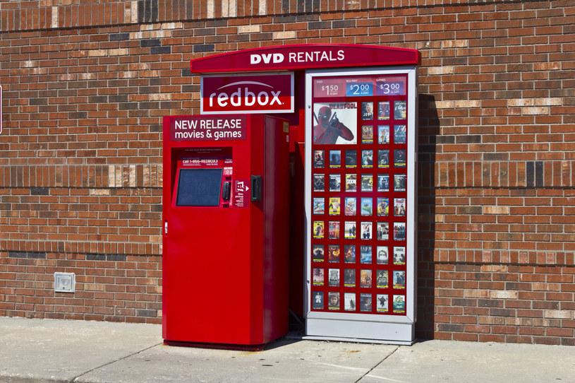 Redbox ze swoim serwisem sVOD /123RF/PICSEL