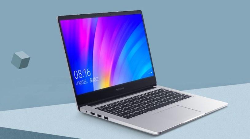 RedmiBook z procesorem Ryzen /materiały prasowe