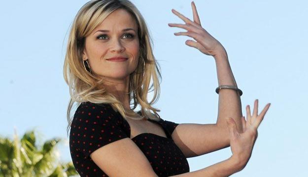 Reese Witherspoon dobrze wie, czego chce /AFP
