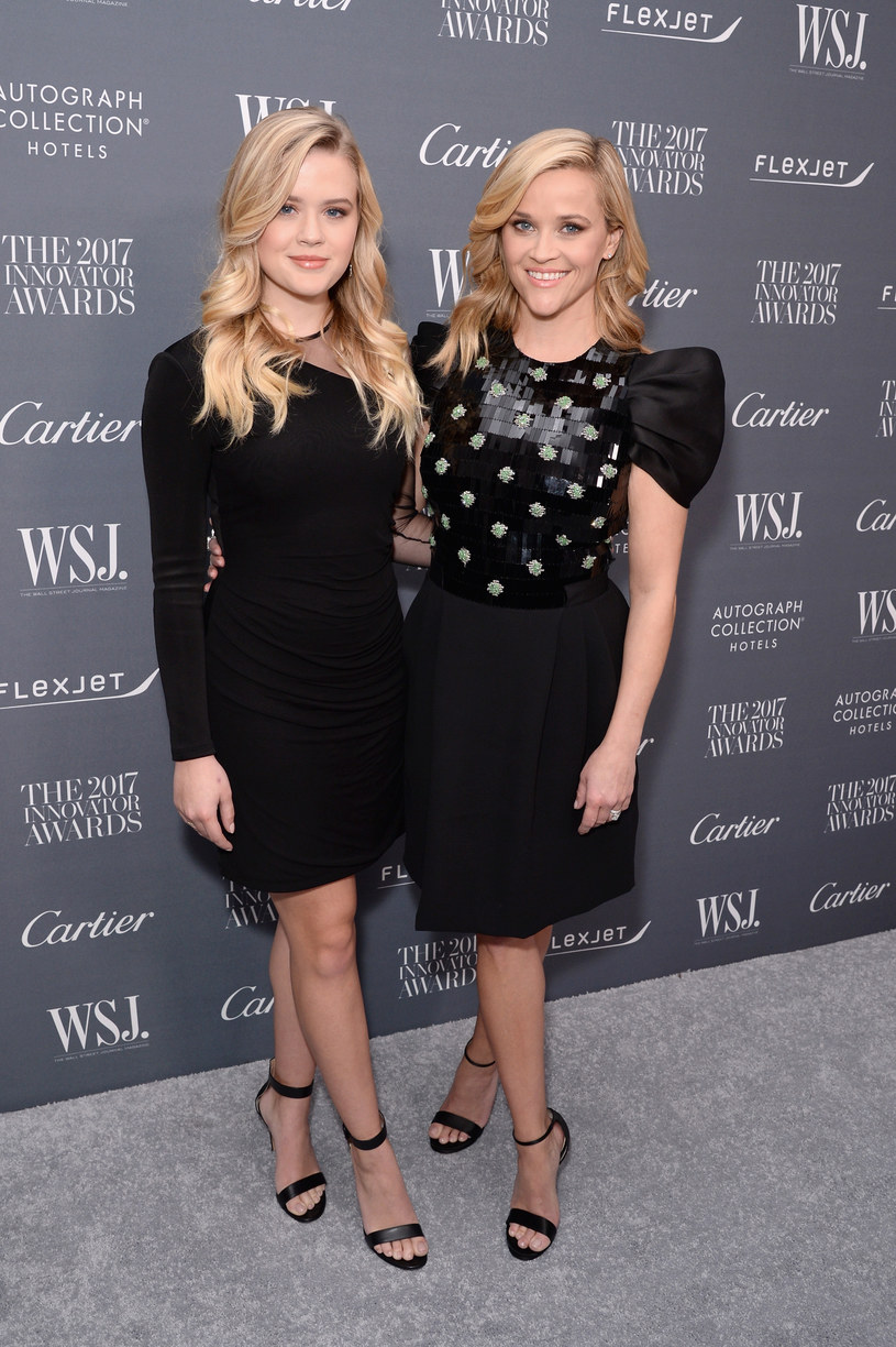 Reese Witherspoon i Ava Phillippe /Getty Images