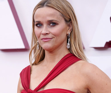 "Reese Witherspoon na okładce magazynu ""Time"""