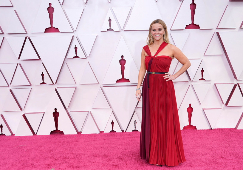 Reese Witherspoon w sukni Diora /CHRIS PIZZELLO/AFP/East News /East News