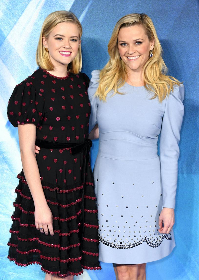 Reese Witherspoon z córką, Avą Elizabeth Phillippe /Doug Peters /East News