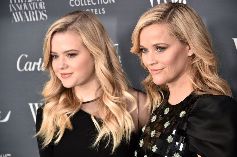 Reese Witherspoon z córką /East News
