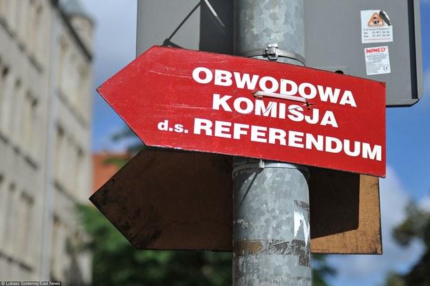 """Referenda są teraz """"w modzie"""" - czas to wykorzystać! /Łukasz Szelemej /East News"""