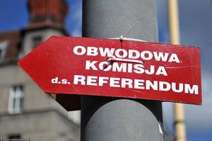 Referendum podzieliło polskie partie