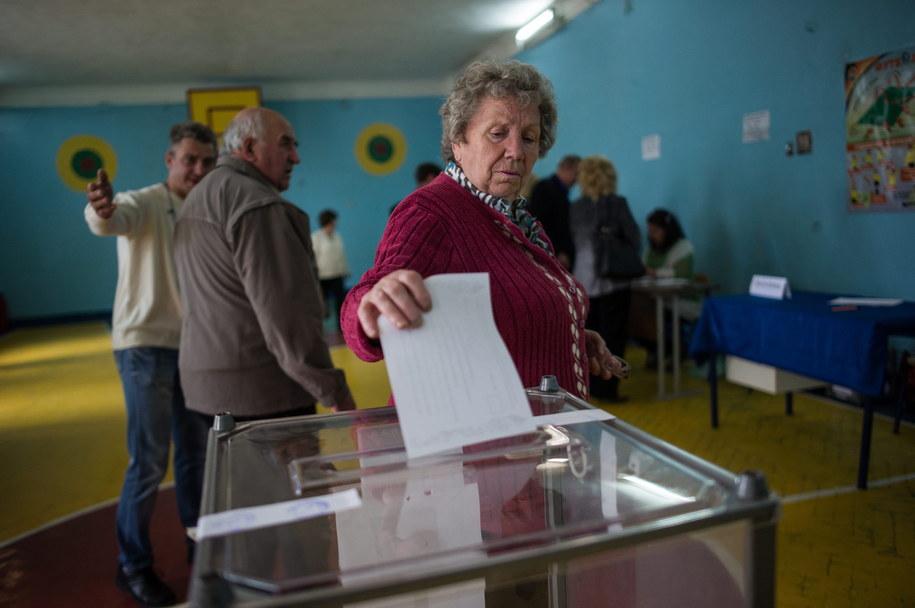 Referendum w Doniecku /ALEXEY FURMAN /PAP/EPA