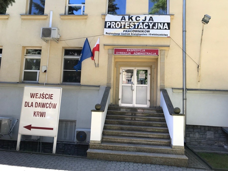Referendum w sprawie strajku trwało 3 dni /Krzysztof Kot /Krzysztof Kot, RMF FM